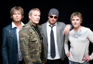 L-R: Jeff, Edwin, Amir, Mike
