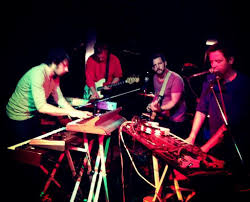 royal canoe live
