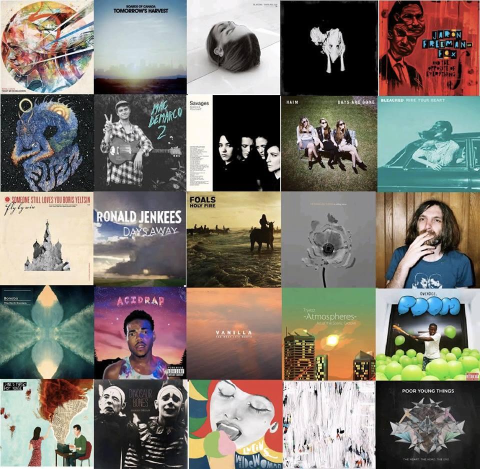 best machine album