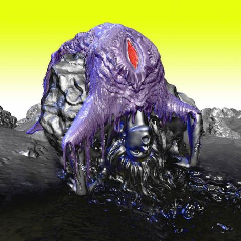 Cover of Vulnicura, released on January 20th, 2015 on One Little Indian