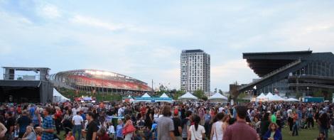 Lansdowne Park Ottawa CityFolk