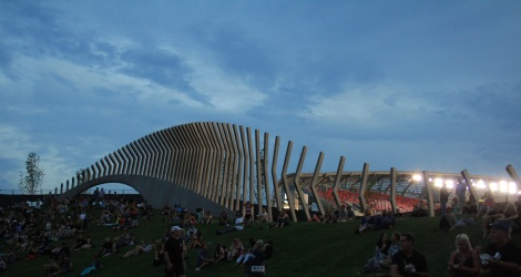 The Great Lawn Lansdowne Park Ottawa CityFolk