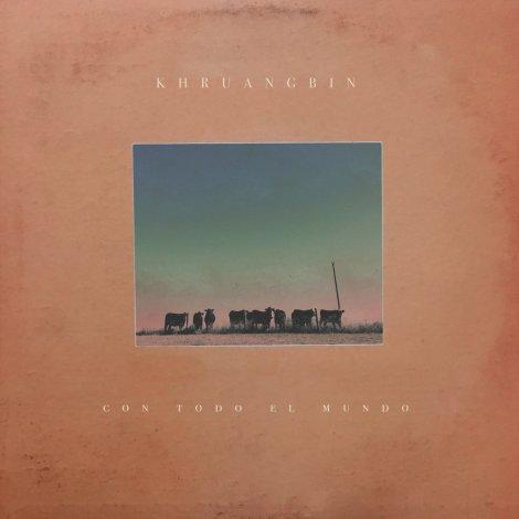 Khruanbhin Con Todo el Mundo album cover