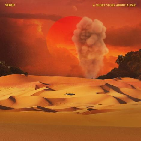 Album cover for A Short Story About A War by Shad